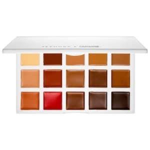 Sephora concealer palette medium/dark